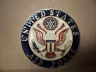 United States Air Force U.S.A.F. Sun Catcher Wall Art
