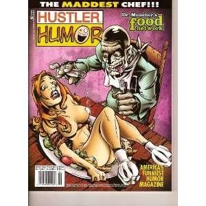 Hustler Humor (Dr. Munchers Food Network, Hustler Comix
