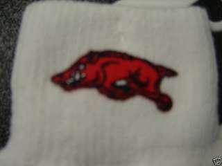 NEW University Of Arkansas Razorback Hog Sport Socks