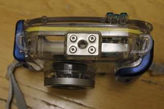 Canon Waterproof Camera Case WP DC13 Works Perfectly Fits Canon