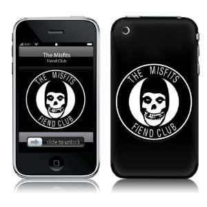 Music Skins MS MISF20001 iPhone 2G 3G 3GS  Misfits  Fiend