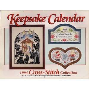 (1994 Cross stitch Collection): Joan Cravens:  Books