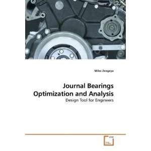 Journal Bearings Optimization and Analysis Design Tool
