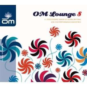 Om Lounge Vol. 8 [Vinyl] Various Artists Music