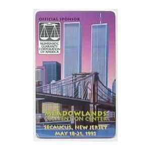 Coin Expo (Meadowlands, NJ) Bridge & Twin Towers WTC: Everything Else