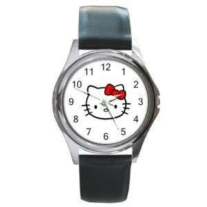 Brand NEW Hello Kitty Leather Band Japan Quartz Watch