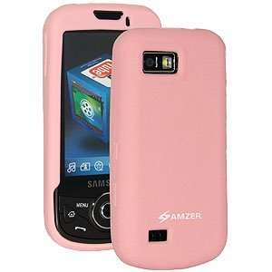 High Quality Amzer Premium Silicone Skin Jelly Case Baby Pink For
