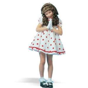 Shirley Dimples Dress Child Costume Health & Personal