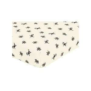 Monkey Fitted Crib Sheet for Baby/Toddler Bedding Sets