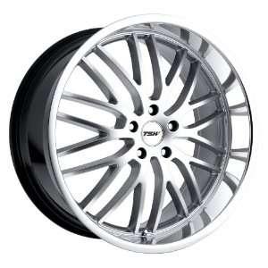 19x8 TSW Snetterton (Hyper Silver w/ Mirror Lip) Wheels