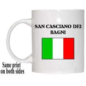 Italy   SAN CASCIANO DEI BAGNI Mug: Everything Else