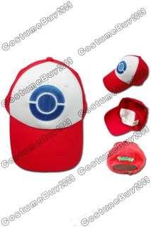 Pokemon New Ash Ketchum Cosplay Costume Custom Style C