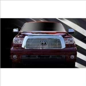 SES Trims Chrome Billet Upper Grille 07 09 Toyota Tundra