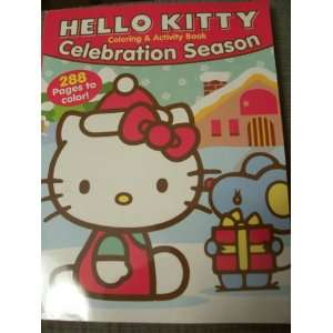 Celebration Season 288 Page Coloring & Activity Book Toys & Games