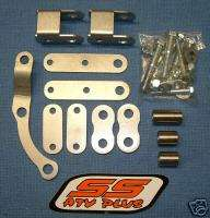 SS ATV PLUS Rancher 400 Stainless Steel Lift Kit
