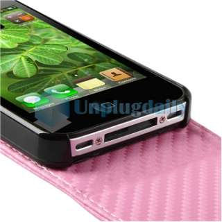 Cover+Car+Wall Charger+Cable+PRIVACY FILTER for iPhone 4 G 4S