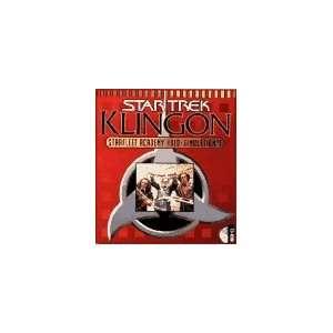 Star Trek Klingon (0076714528727) Simon & Schuster Books