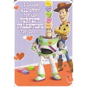 Valentines Day Card Toy Story I Looked All Over for the