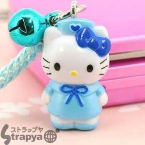 Sanrio Hello Kitty Nurse Netsuke Cell Phone Strap Series