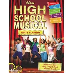 High School Musical Party Planner: Toys & Games