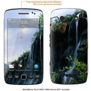Torch 9850 9860 case cover Torch9850 316 Cell Phones & Accessories
