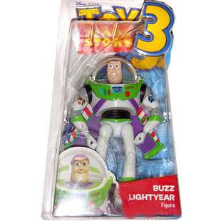 HOT Toy Story 3 Disney Pixar Buzz Lightyear Action Figure