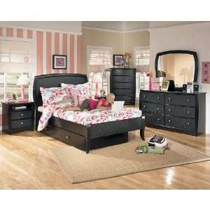 Ashley Furniture Portsquire Kids Youth Twin Loft Bed B397 20LR 57PRS