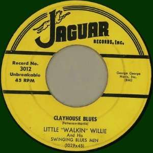 Blues b/w Blow Little Willie (1954) Little Walkin Willie Music