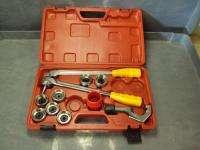 NuLine Copper Tube Expander Kit Max Pipe Capacity 7/8 Min Capacity 3