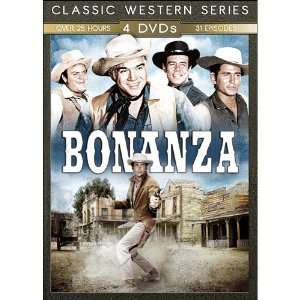 Bonanza V.1 Lorne Greene, Michael Landon, Dan Blocker