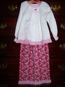 Custom Girls VALENTINES Day 6 7 Smocked BE MINE Boutique Resell FAST