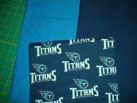 Baby Nursery Crib Bedding Set w/Tennessee Titans fabric