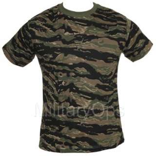 CAMOUFLAGE CAMO DIGITAL T SHIRT XS   XXXL ARMY COMBAT 100% COTTON