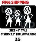 vw girl 4 white family bug buggy ghia thng baja