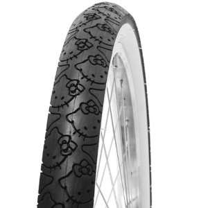 Nirve Hello Kitty Bicycle Tire (16 Inch): Sports & Outdoors