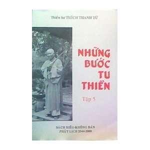 Nhung Buoc Tu Thien Tap 5 Thien Su Thich Thanh Tu Books