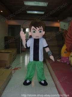 Boy Mascot Costume Fancy Dress Outfit EVA
