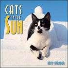 Cats in the Sun 2012 Mini Wall Calendar