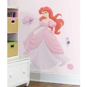 Disney Princess   Ariel Giant Peel & Stick Wall Decal