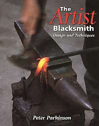 home page listed as the artist blacksmith design and techniques by