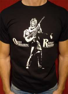 Ozzy Osbourne & Randy Rhoads t shirt tour Tall & long sleeve & ladies