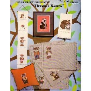 Mary Ellen Presents Thread Bears Mary Ellen Designs
