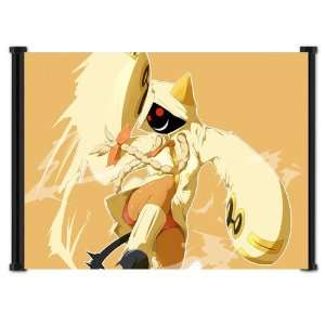 Blazblue Game Taokaka Fabric Wall Scroll Poster (21x16