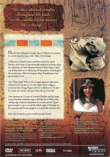 Nefertiti Resurrected   Discovery Channel   DVD 012236148708