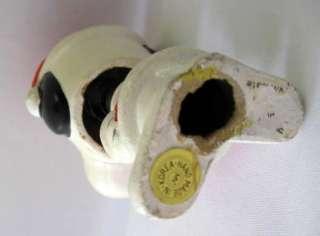 Snoopy Santa Vintage Bobble Head Figure Nodder Bobbling peanuts