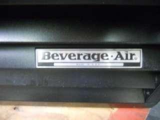 BEVERAGE AIR MT23 UPRIGHT COOLER REFRIGER SINGLE GLASS DOOR