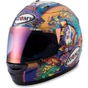 Suomy Spec 1R Extreme Helmet , Size Md, Style Capirex LTD KTSE0005