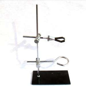 support stand (height 30cm) ring clamp for test tube flask New