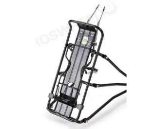 2012 Cycling Bicycle Rear Rack Bike Bag Aluminium Alloy Panniers Rack