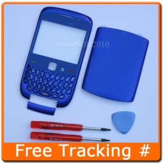Light blue Housing Cover Case For Blackberry Curve 9300